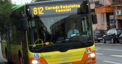 autobus 812 fot. ZTM