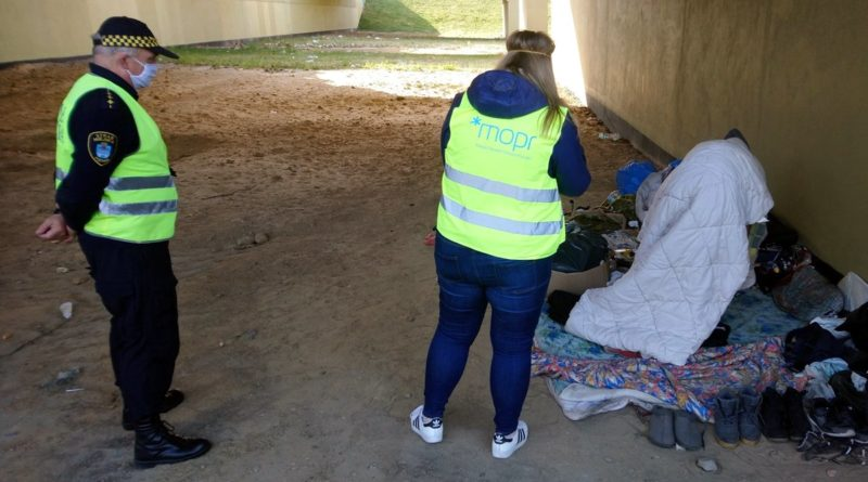 bezdomni 2 fot. SMMP