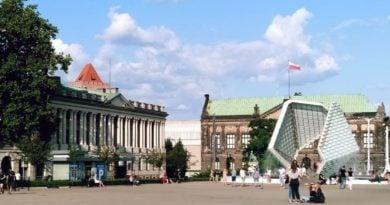 Biblioteka Raczyńskich i Muzeum Narodowe