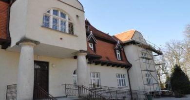 DPS Psary fot. Starostwo Powiatowe w Ostrowie