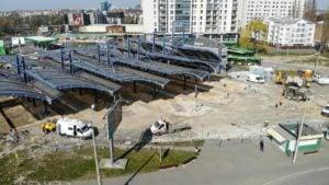 dworzec rataje 2 fot. ump 300x169 - Poznań: Dworzec Rataje: trwają prace remontowe