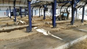 dworzec rataje 3 fot. ump 300x169 - Poznań: Dworzec Rataje: trwają prace remontowe