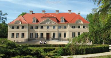 Gułtowy pałac fot. UAM