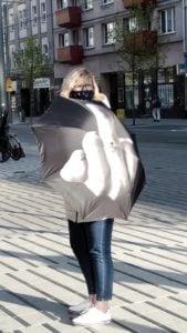 kolejka po aborcje 9 169x300 - Poznań: Kolejka do apteki. Z powodu projektu ustawy Kai Godek