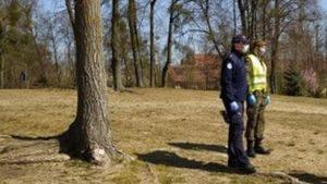 kontrole fot. policja  300x169 - Wielkopolska policja ostrzega: jest pandemia - będą mandaty!