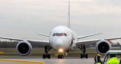 Ławica lotniczy transport medyczny fot. Sławek Wąchała