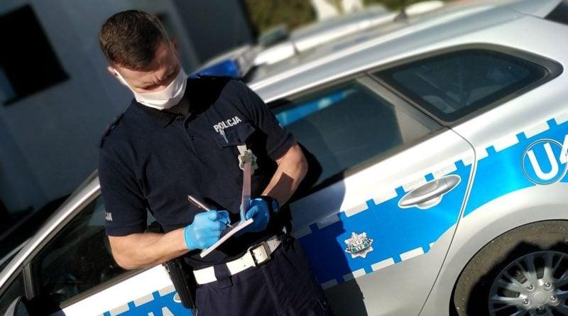 policjant fot. policja