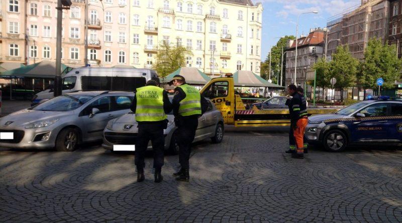 odholowane samochody 3 fot. smmp 800x445 - Poznań: Pracowity tydzień straży miejskiej