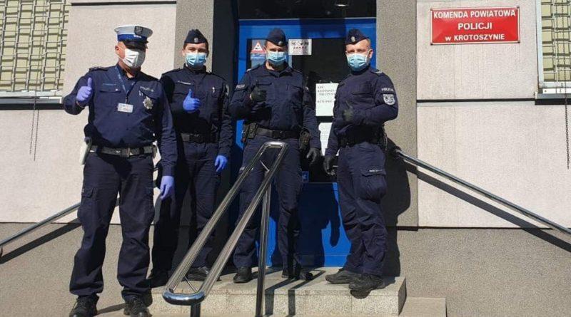 policja krotoszyn fot. policja