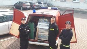 pomoc dla szpitala fot. osp gluszyna 300x169 - Poznań: Strażacy z Głuszyny zebrali już połowę potrzebnej kwoty!