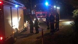 pozar lasu fot. osp czerwonak 300x169 - Poznań: Pożar lasu w Bogucinie