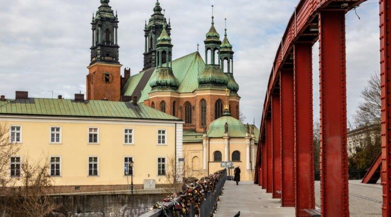 Katedra most Biskupa Jordana fot. Sławek Wąchała