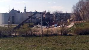poznan stare koryto warty 300x169 - Poznań: Miasto, policja i bardzo nieliczni przechodnie