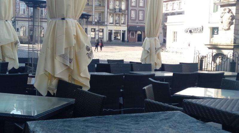 poznan stary rynek  800x445 - Poznań: Będzie pomoc dla restauratorów?