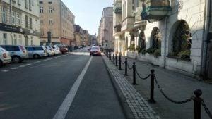 poznan wielka  300x169 - Poznań: Miasto, policja i bardzo nieliczni przechodnie