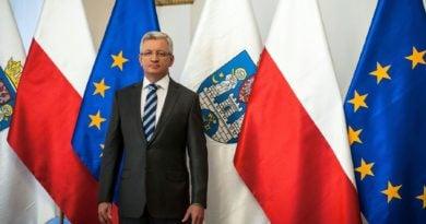 prezydent Jacek Jaśkowiak fot. UMP
