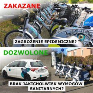 rowerowy poznan fot. rowerowy poznan 300x300 - Poznań: Rowery miejskie nadal zakazane. Dlaczego?