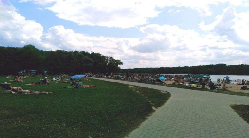 Rusałka plaża