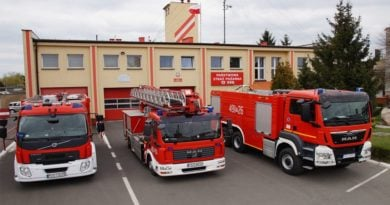 straż pożarna Krotoszyn fot. PSP