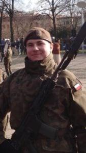 szer. piotrowski fot. wcot 169x300 - Kalisz: Żołnierz WOT uratował tonącego