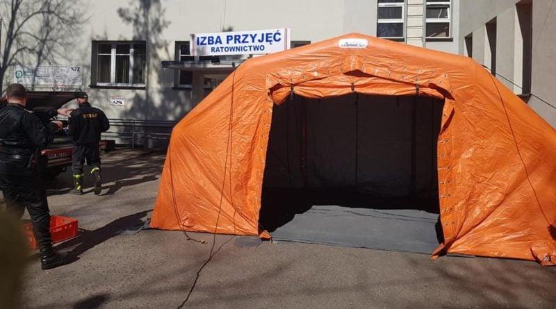 szpital 2 fot. OSP Wyrzysk