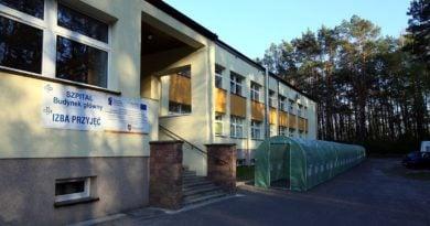 szpital Wolica fot. WUW
