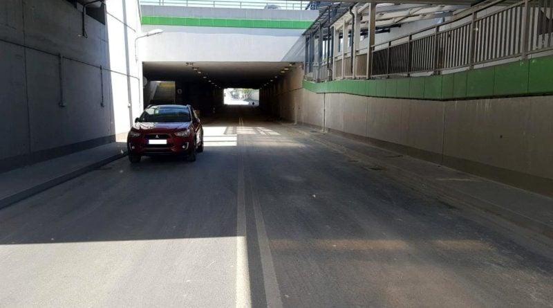 tunel czechosłowacka fot. ZDM