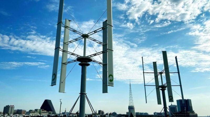 turbiny wiatrowe fot. MTP