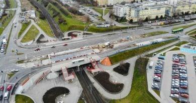 wiadukt Szymanowskiego fot. ZDM
