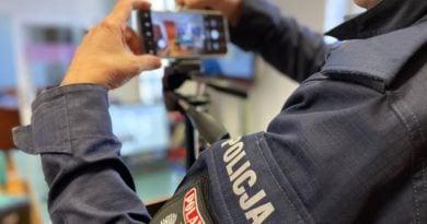 wideo fot. policja