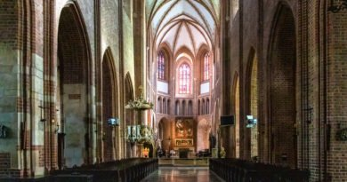 Wielka Sobota Bazylika Archikatedralna św. Apostołów Piotra i Pawła Poznań fot. Sławek Wąchała