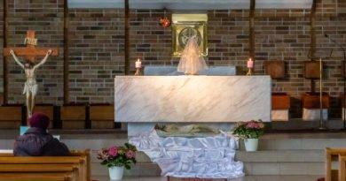 Wielka Sobota Gród Pański Kościół św. Łukasza Ewangelisty fot. Sławek Wąchała