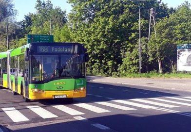 Poznań: Nowe pętle autobusowe na Strzeszynie i Podolanach. Będzie mniej korków?