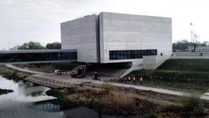 budowa wartostrady 3 300x169 - Poznań: Budowa Wartostrady przez amfiteatr trwa w najlepsze