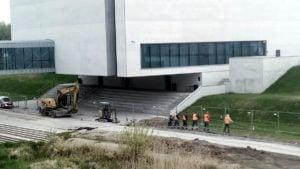 budoway wartostrady 4 300x169 - Poznań: Budowa Wartostrady przez amfiteatr trwa w najlepsze