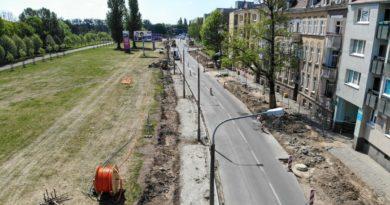 droga rowerowa dolna wilda 4 fot. pim 390x205 - Poznań: Droga rowerowa wzdłuż Dolnej Wildy nabiera kształtów!