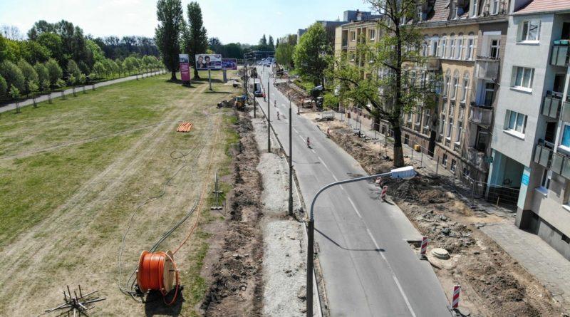 droga rowerowa dolna wilda 4 fot. pim 800x445 - Poznań: Droga rowerowa wzdłuż Dolnej Wildy nabiera kształtów!