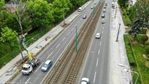 droga rowerowa grunwaldzka fot. pim 300x169 - Poznań: Droga rowerowa wzdłuż ul. Grunwaldzkiej - zmiana organizacji ruchu od 1 czerwca