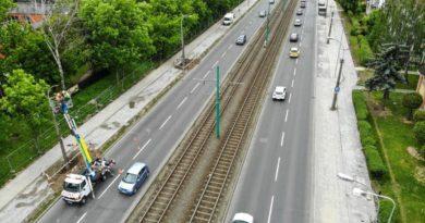 droga rowerowa grunwaldzka fot. pim 390x205 - Poznań: Zmiany w organizacji ruchu na Grunwaldzkiej