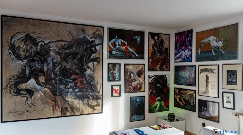 Galeria Second ART - surrealizm - drzwi otwarte fot. Sławek Wąchała