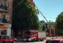 Poznań: Pożar w kościele Matki Boskiej Bolesnej na Łazarzu