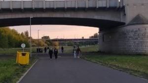 majowka straz miejska 4 300x169 - Poznań: Długi weekend wypadł celująco - uważają strażnicy miejscy