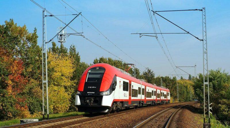 pociąg fot. Koleje Wielkopolskie
