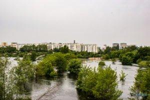powodz maj 2010 27 30 fot. slawek wachala 05753 300x201 - Poznań: Ostatnia wielka powódź - to już 10 lat!