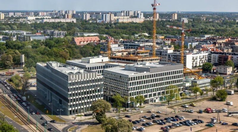 Poznań Nowy Rynek Matyi / Przemysłowa fot. Sławek Wąchała