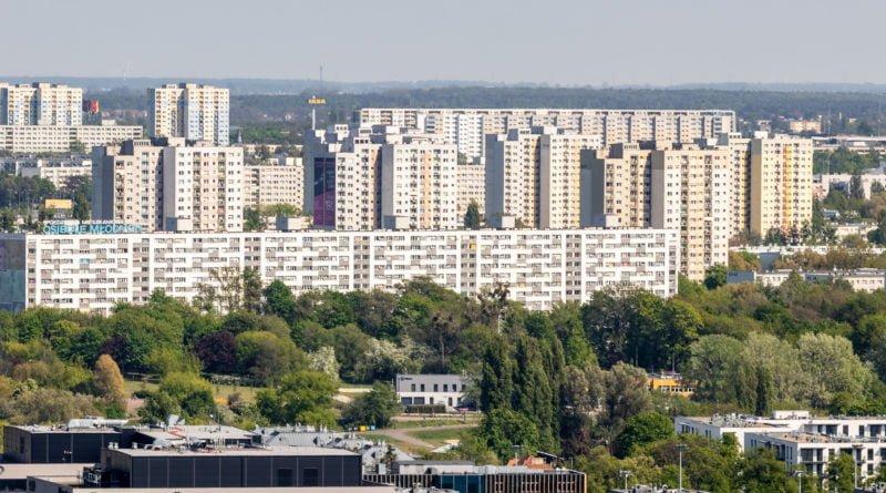 Poznań Osiedle Młodych os. Piastowskie Rataje fot. Sławek Wąchała