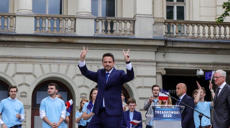 Rafał Trzaskowski 12 fot. S. Wąchała.