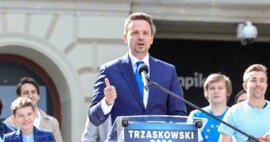 rafal trzaskowski 13 fot. s. wachala. 390x205 - Sąd Apelacyjny oddalił zażalenie komitetu Andrzeja Dudy