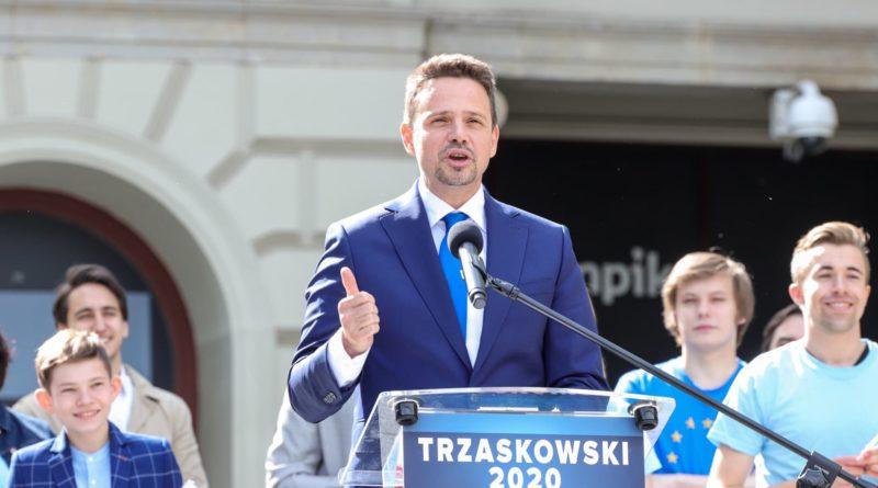 rafal trzaskowski 13 fot. s. wachala. 800x445 - Sąd Apelacyjny oddalił zażalenie komitetu Andrzeja Dudy
