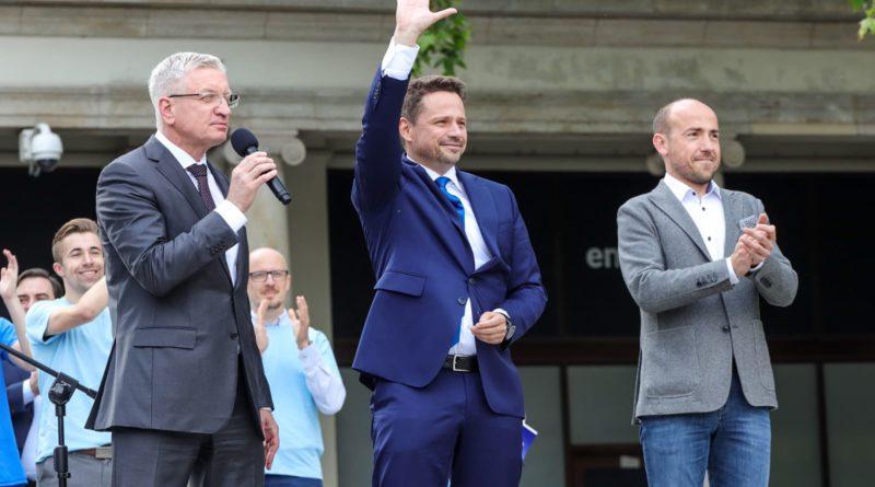 rafal trzaskowski 20 fot. s. wachala. 800x445 - Podsumowanie kampanii wyborczych: ile wydali Andrzej Duda i Rafał Trzaskowski?